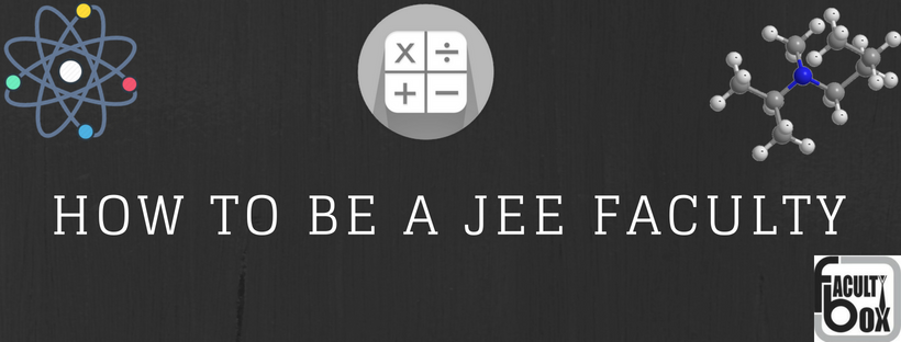 JEE Faculty