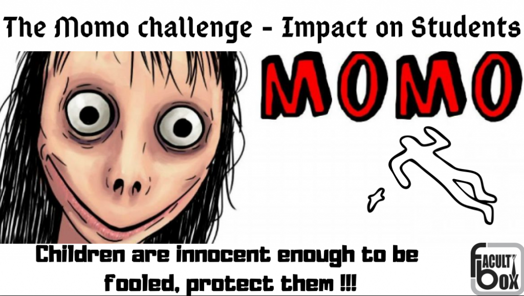 momo challenge - impacting students